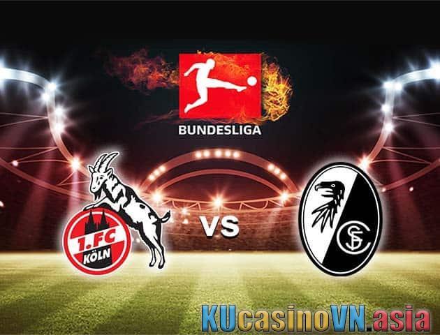 FC Koln vs Freiburg, ngày 9 tháng 5 năm 2021 - Giải VĐQG Đức [Bundesliga]