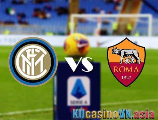 Kèo Inter vs AS Roma, 13/05/2021 - VĐQG Italia [Serie A]