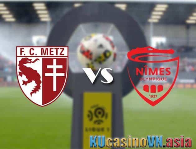 Metz vs Nimes, ngày 9 tháng 5 năm 2021 - Giải vô địch quốc gia Pháp [Ligue 1]