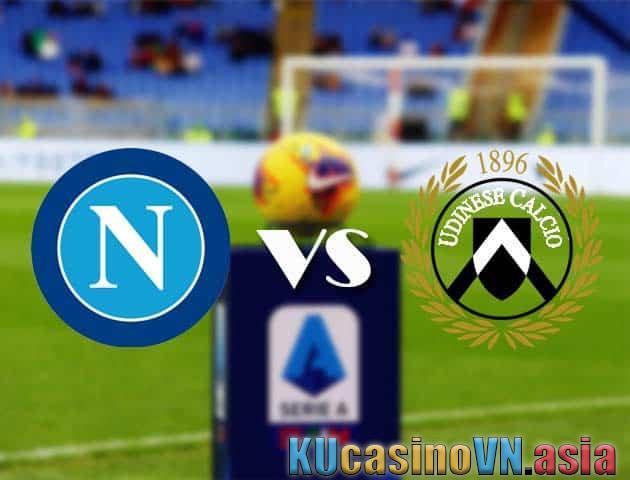 Napoli vs Udinese, 12/05/2021 - VĐQG Ý [Serie A]