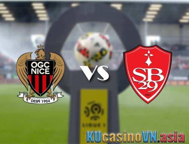 Nice vs Brest, 09/05/2021 - Giải vô địch quốc gia Pháp [Ligue 1]