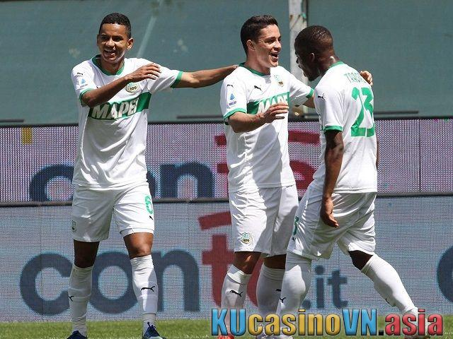 Phân tích trận bóng Parma vs Sassuolo