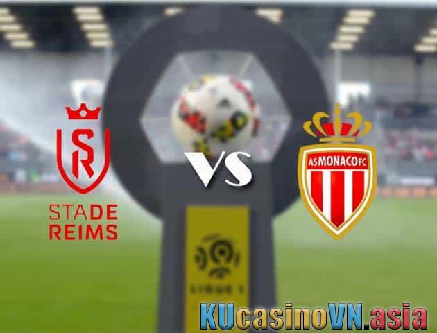 Kèo Reims vs Monaco, 09/05/2021 - Giải vô địch quốc gia Pháp [Ligue 1]