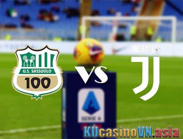 Kèo tỷ số Sassuolo vs Juventus, 13/05/2021 - VĐQG Italia [Serie A]