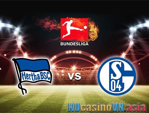 Kèo nhà cái Schalke vs Hertha Berlin, ngày 12/5/2021 - VĐQG Đức [Bundesliga]