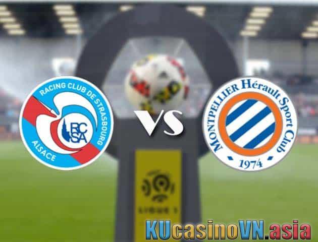 Strasbourg vs Montpellier, ngày 9 tháng 5 năm 2021 - Giải VĐQG Pháp [Ligue 1]