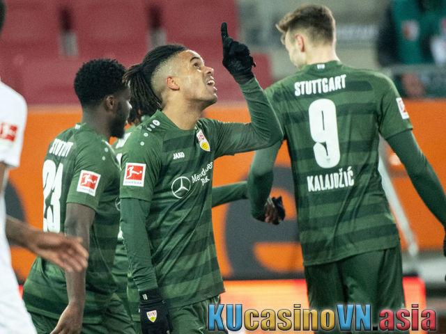 Phân tích trận bóng Stuttgart vs Augsburg