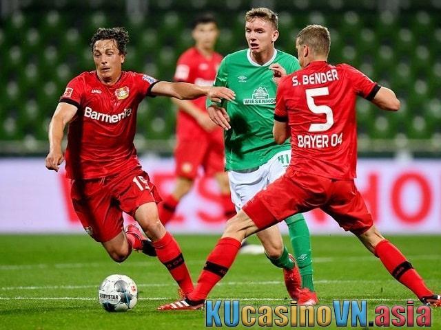 Phân tích trận bóng Werder Bremen vs Leverkusen