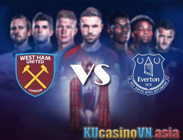 West Ham vs Everton, ngày 9 tháng 5 năm 2021 - Ngoại hạng Anh