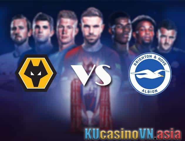 Wolves vs Brighton, 09/05/2021 - Ngoại hạng Anh