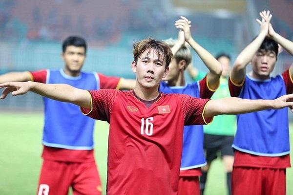 Thông tin thú vị về cầu thủ Minh Vương