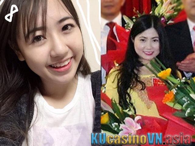Hot girl Quỳnh Thanh Hoa là ai?