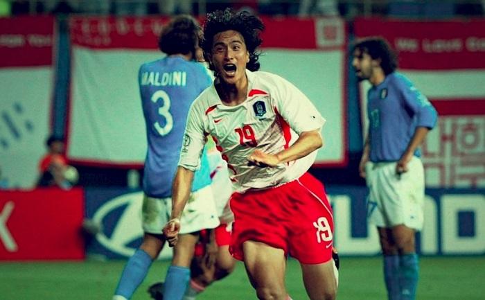 Cầu thủ nổi tiếng của Hàn Quốc - Ahn Jung-Hwan