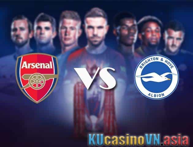 Arsenal vs Brighton, ngày 23 tháng 5 năm 2021 - Ngoại hạng Anh