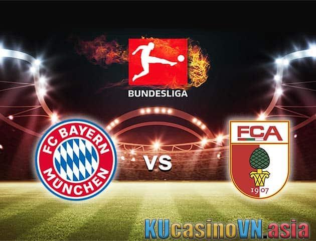 Đặt cược trận Bayern Munich vs Augsburg, 22/05/2021 - Giải vô địch Đức [Bundesliga]