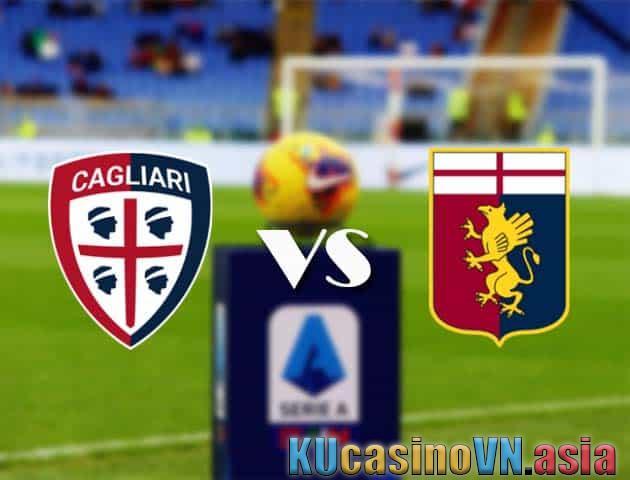 Cagliari vs Genoa, 23/05/2021 - VĐQG Ý [Serie A]