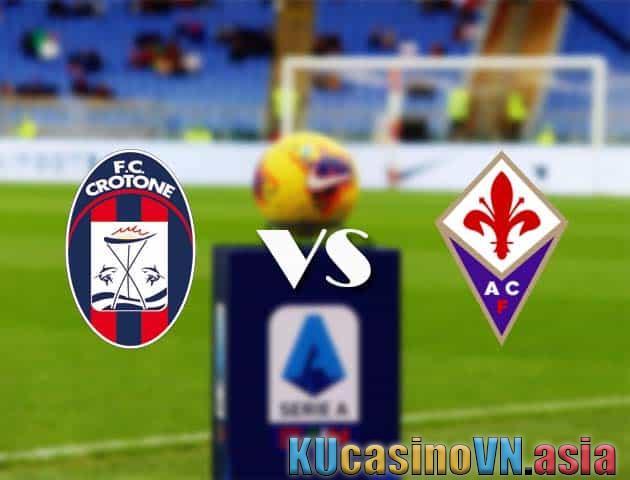 Crotone vs Fiorentina, 23/05/2021 - VĐQG Ý [Serie A]
