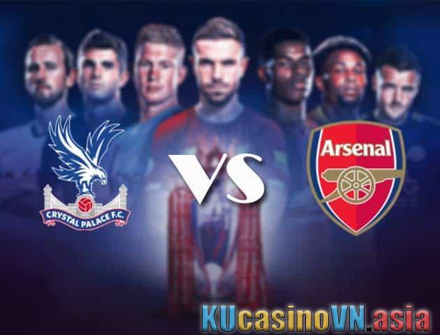 Crystal Palace vs Arsenal, ngày 20 tháng 5 năm 2021 - Ngoại hạng Anh