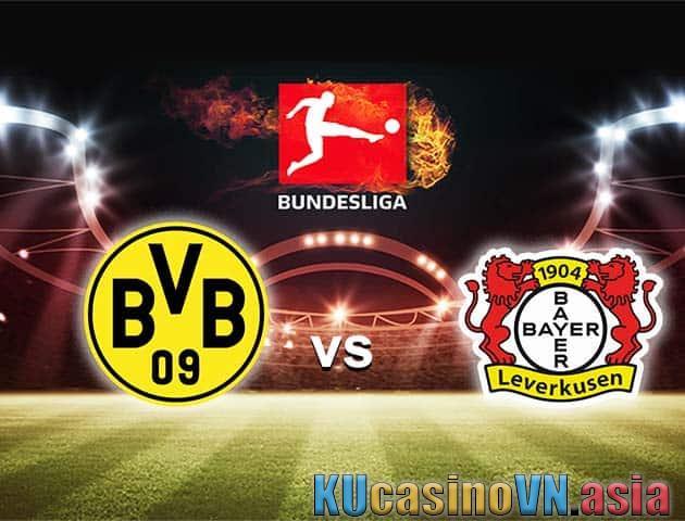 Dortmund vs Bayer Leverkusen, ngày 22 tháng 5 năm 2021 - Giải vô địch Đức [Bundesliga]