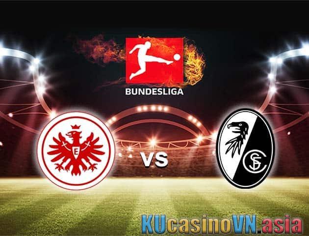 Eintracht Frankfurt vs Freiburg, ngày 22 tháng 5 năm 2021 - Giải vô địch Đức [Bundesliga]
