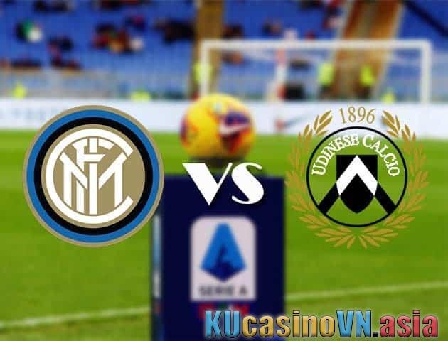Inter vs Udinese, ngày 23 tháng 5 năm 2021 - Giải VĐQG Ý [Serie A]