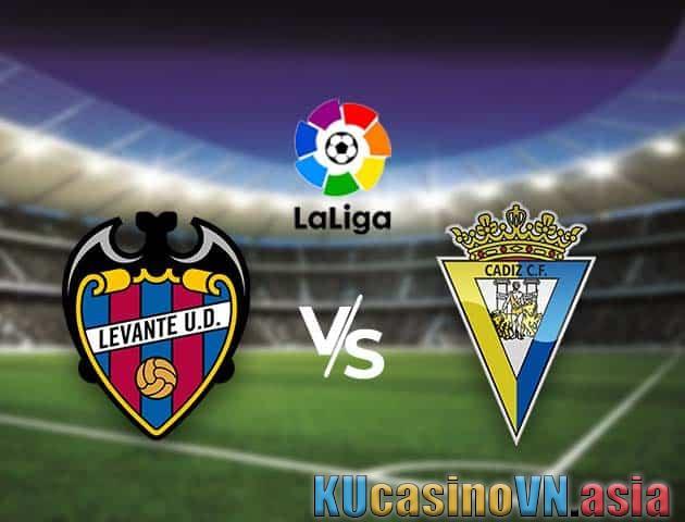Levante vs Cadiz CF, 22/05/2021 - VĐQG Tây Ban Nha V