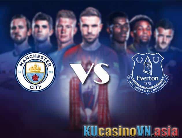 Manchester City vs Everton, 23/05/2021 - Ngoại hạng Anh