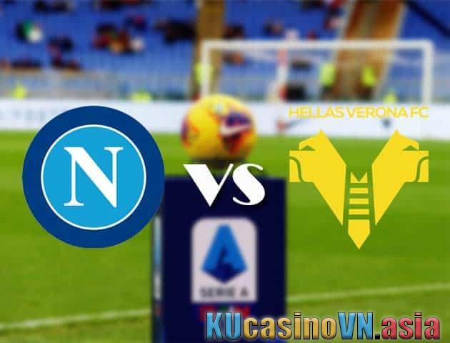 Napoli vs Verona, ngày 23 tháng 5 năm 2021 - Giải VĐQG Ý [Serie A]