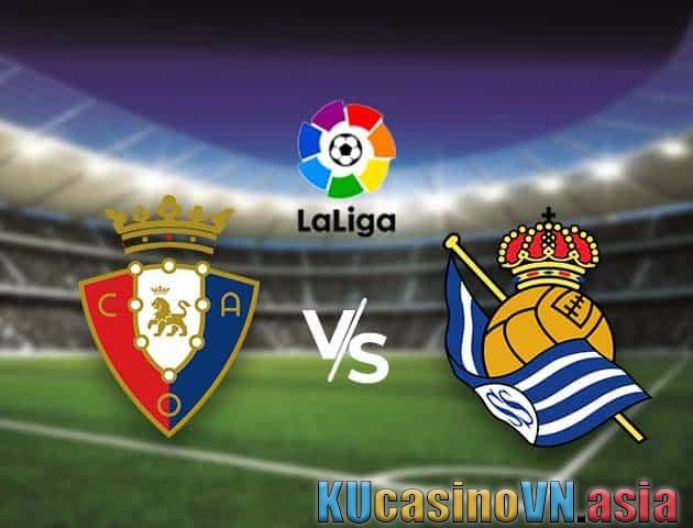 Osasuna vs Real Sociedad, 22/05/2021 - VĐQG Tây Ban Nha