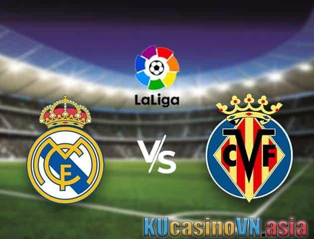 Real Madrid vs Villarreal, ngày 22 tháng 5 năm 2021 - Giải VĐQG Tây Ban Nha