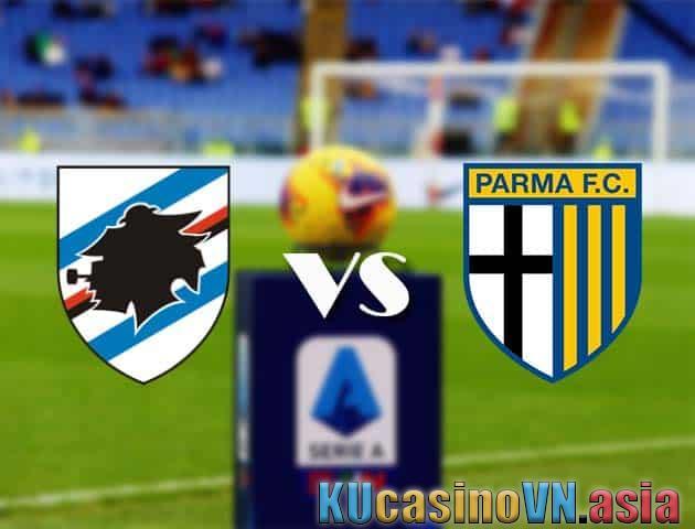 Sampdoria vs Parma, 23/05/2021 - VĐQG Ý [Serie A]