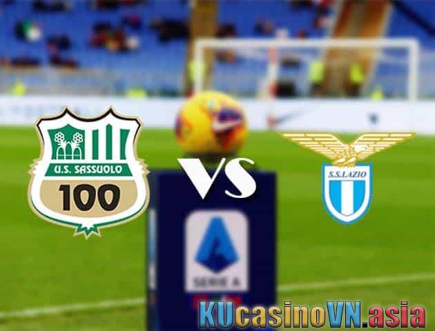 Đặt cược Sassuolo vs Lazio, 23/05/2021 - VĐQG Ý [Serie A]