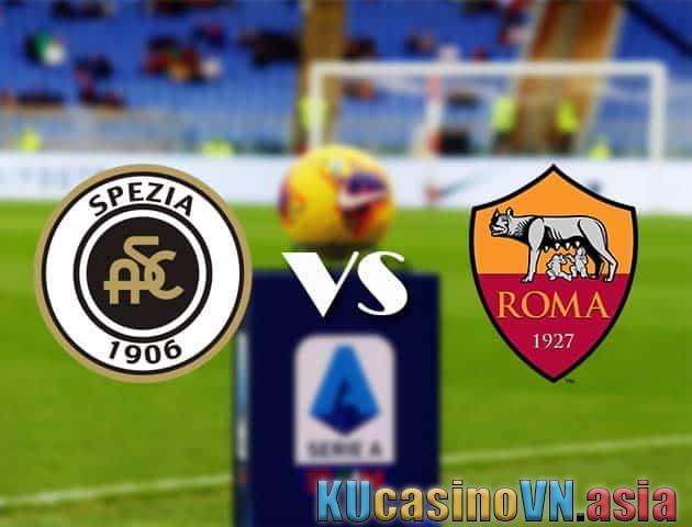 Spezia vs AS Roma, 23/05/2021 - VĐQG Ý [Serie A]