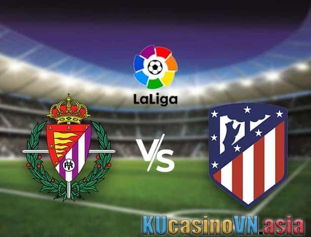 Valladolid vs Atl Madrid, 22/05/2021 - Giải VĐQG Tây Ban Nha