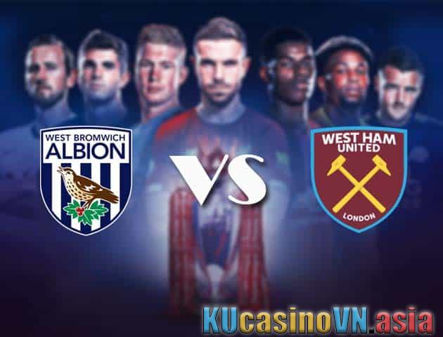 West Brom vs West Ham, ngày 20 tháng 5 năm 2021 - Ngoại hạng Anh