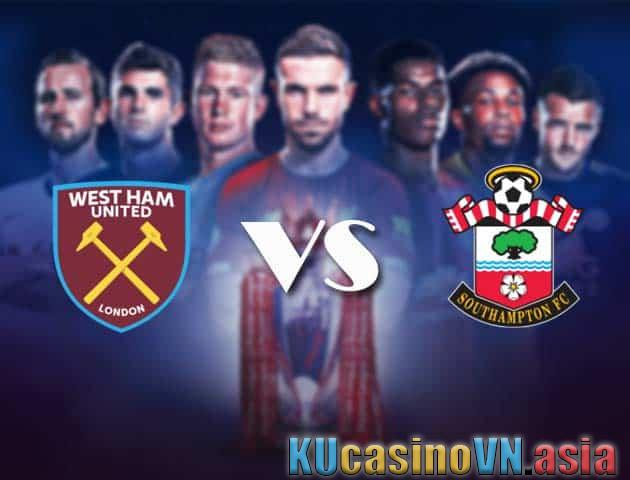 West Ham vs Southampton, ngày 23 tháng 5 năm 2021 - Ngoại hạng Anh
