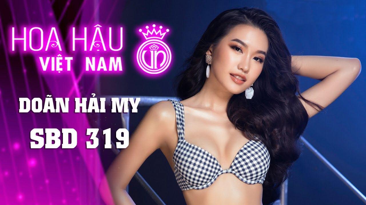 Hoa hậu Hải My