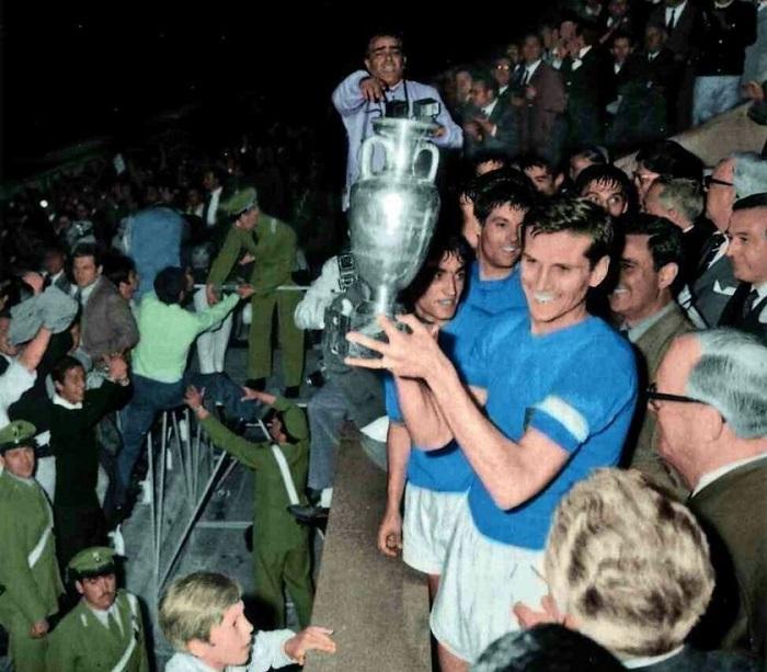 Italia vô địch Euro 1968
