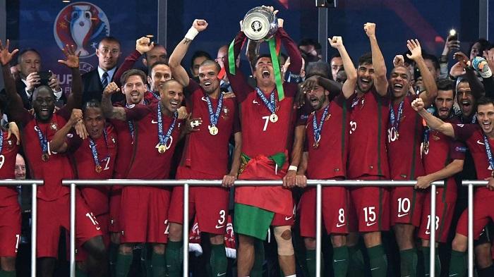 Bồ Đào Nha vô địch Euro 2016 1 cách may mắn toàn kỳ