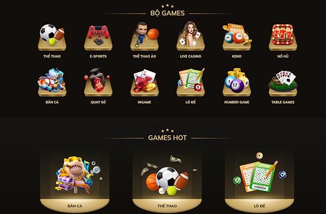 kho game trên oxbet.com