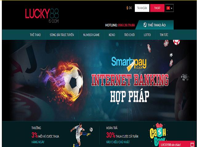 Trang chủ Lucky88