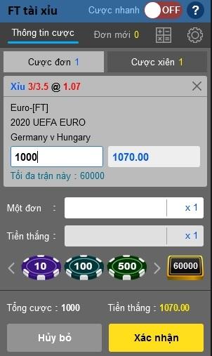 lên kèo miễn phí Đức vs Hungary