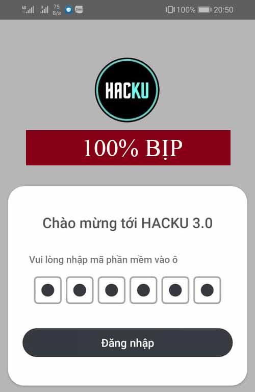 tool hacku - phần mêm thu phí nhưng không hiệu quả