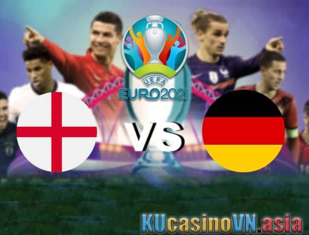 Anh vs Đức, ngày 29 tháng 6 năm 2021 - Giải vô địch bóng đá châu Âu