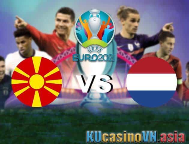 North Macedonia vs North Macedonia, ngày 21 tháng 6 năm 2021 - Giải vô địch bóng đá châu Âu