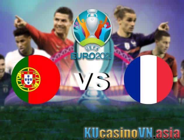 Bồ Đào Nha vs Pháp, ngày 24 tháng 6 năm 2021 - Giải vô địch bóng đá châu Âu