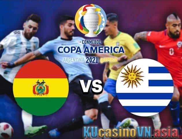 Bolivia vs Bolivia, ngày 25 tháng 6 năm 2021 - Copa America