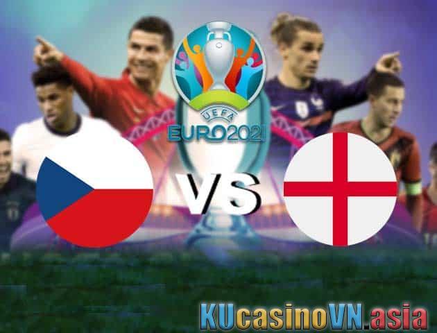 Cộng hòa Séc vs Anh, ngày 23 tháng 6 năm 2021 - Giải vô địch bóng đá châu Âu