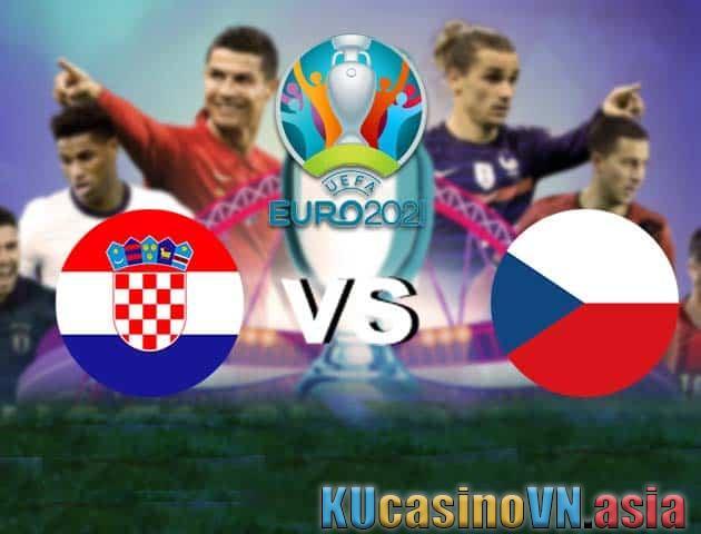 Croatia vs Cộng hòa Séc, ngày 18 tháng 6 năm 2021 - Giải vô địch bóng đá châu Âu