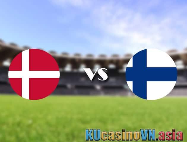 Đan Mạch vs Phần Lan, ngày 12 tháng 6 năm 2021 - Giải vô địch bóng đá châu Âu